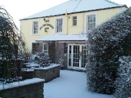 The Ploughboy Inn in the Snow